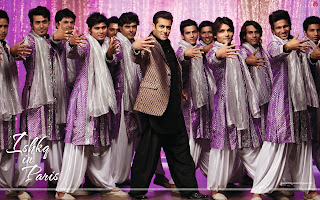 Ishkq In Paris HD Wallpaper Hot Salman Khan