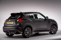 Nissan Juke Nismo The Dark Knight Rises (2012) Rear Side