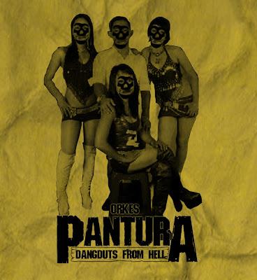 Frigidity Band Grindcore Bandung Foto Cover Album Orkes Pantura Dangdut From Hell Wallpaper