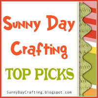 TOP PICKS - SUNNY DAY CRAFTING - CHALLENGE 35 - 07 FEB 2017