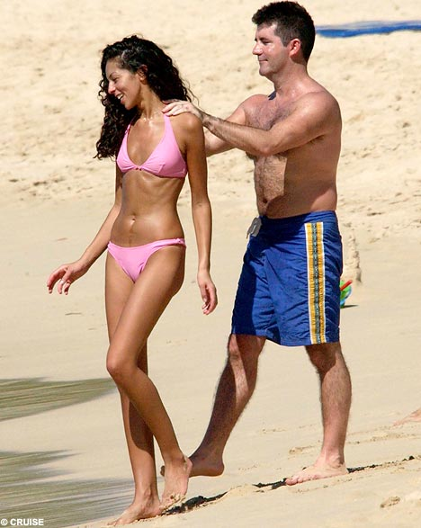 simon cowell girlfriend. Simon Cowell#39;s girlfriend