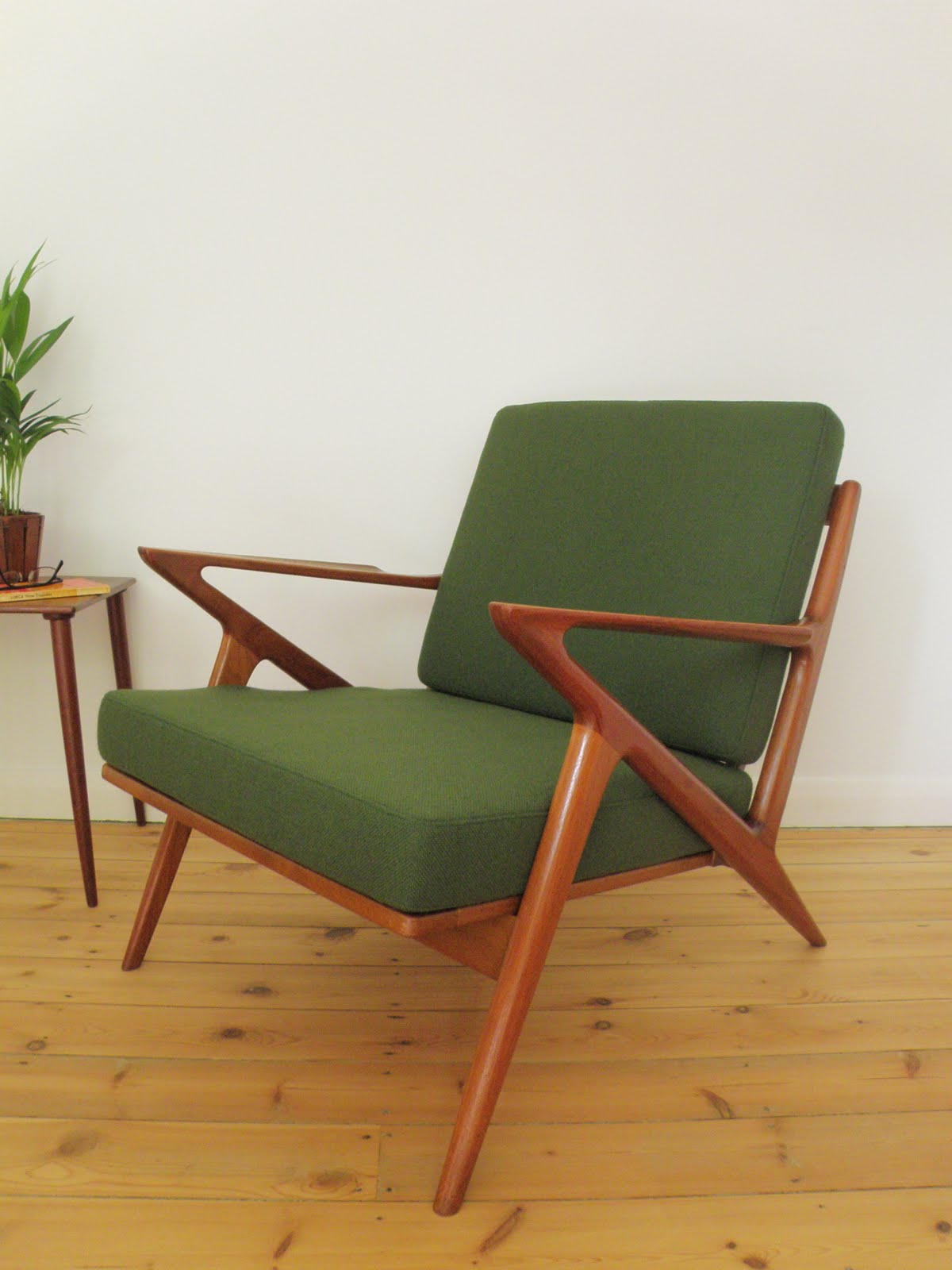 Antikmodern the shop poul jensen z chair for Poul jensen z chair