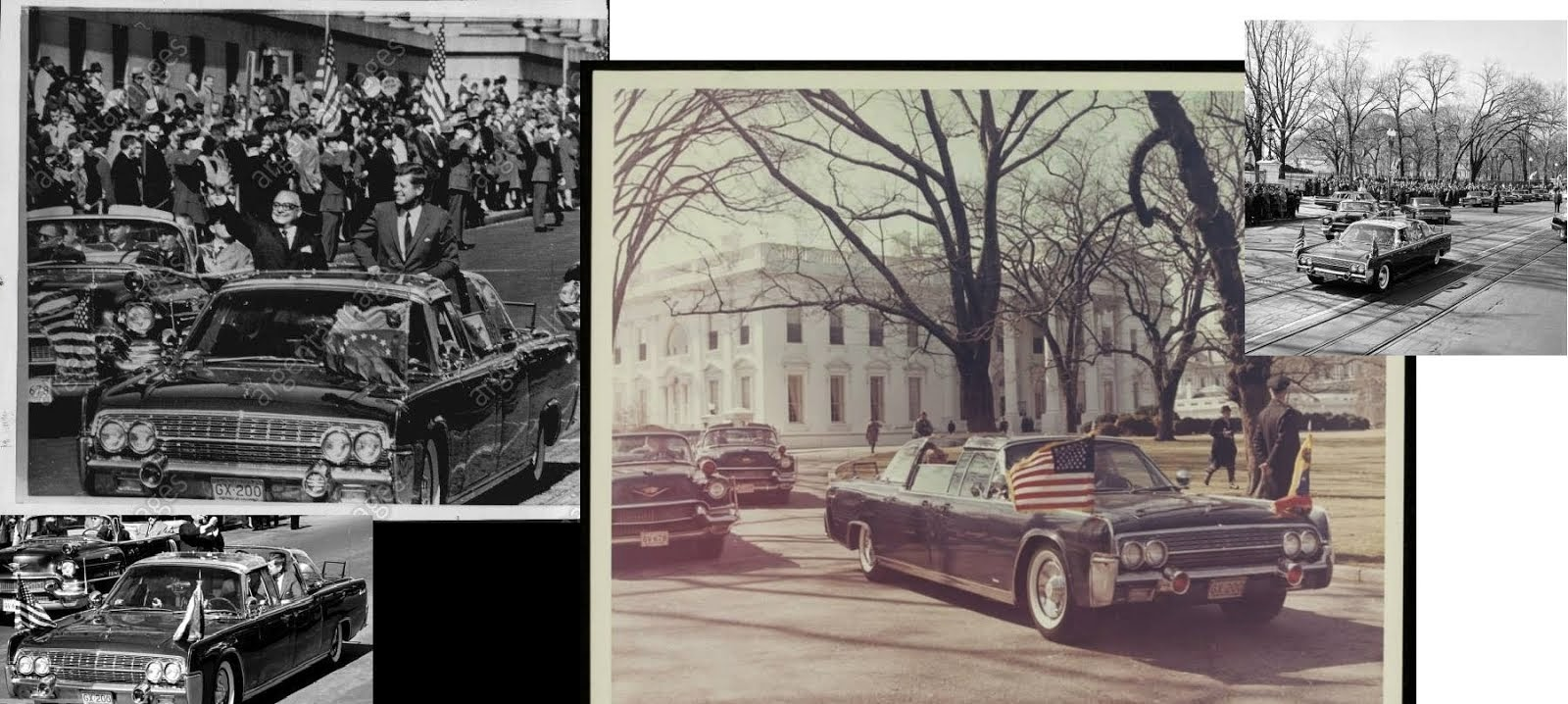 JFK bubbletop Washington, D.C. 2/20/63