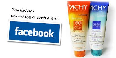 Sorteo productos Vichy en La Parafarmacia en Casa
