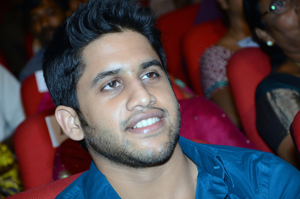 Naga Chaitanya Photos at Adda Audio Function