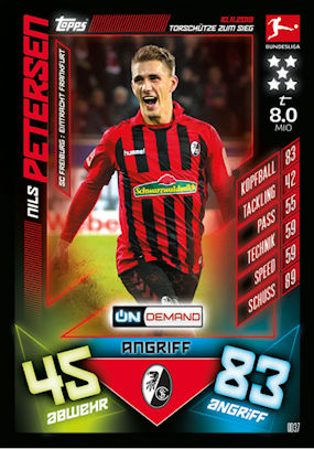 Match Attax 08//09-321 EDIN DZEKO