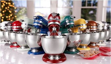 Christmas Gift Ideas KitchenAid Mixer 6 Easy Payments of 4166