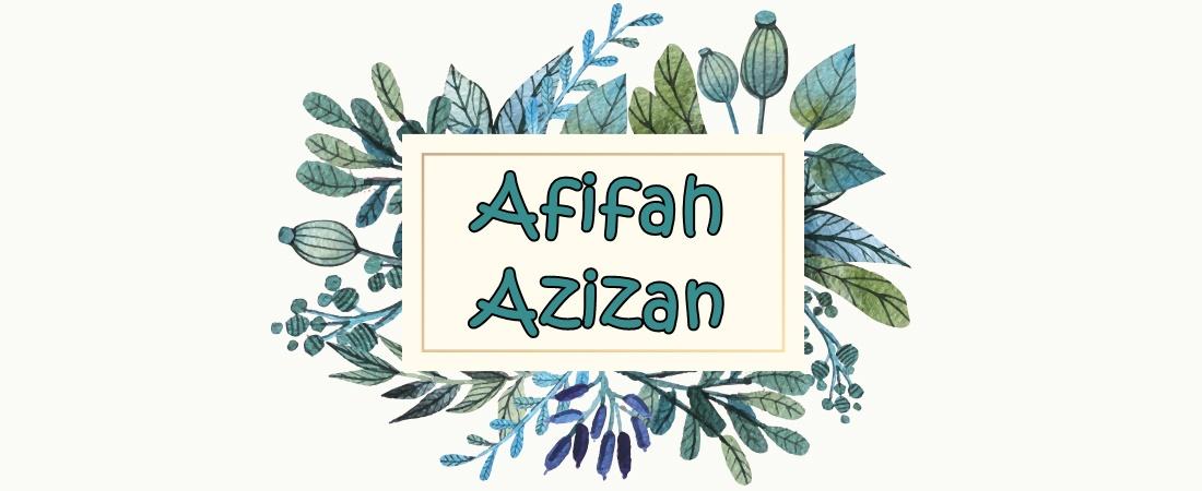 Noor Afifah Azizan