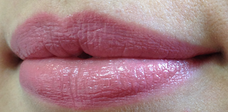 l'oreal caresse by colour riche lipstick swatches rose taffeta