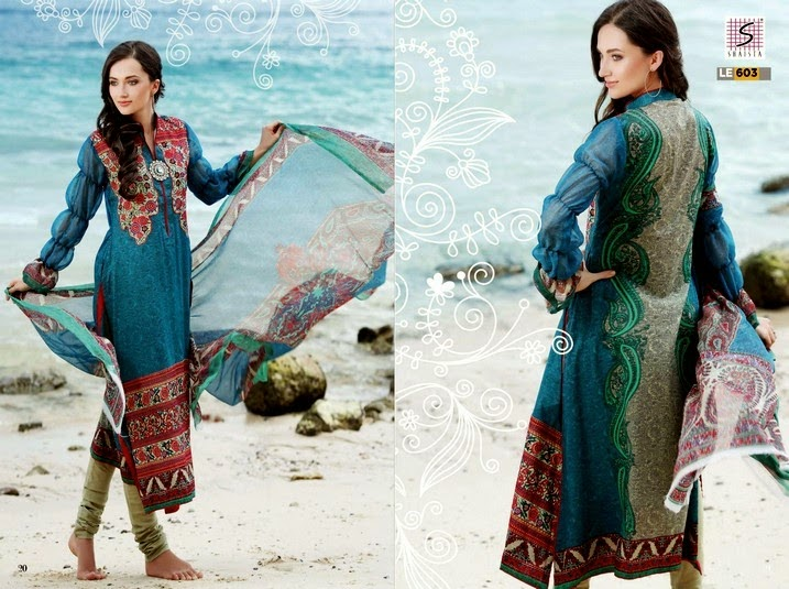 Shaista Summer Lawn Collection