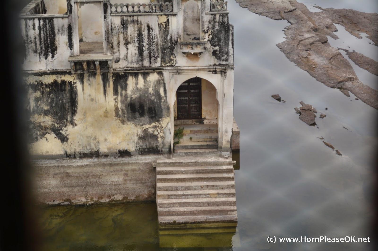 Padmini's Palace, Chittorgarh Fort