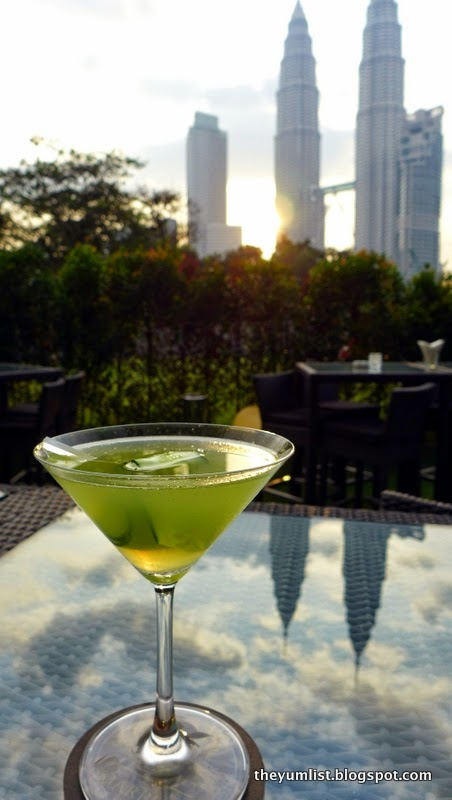 M8, Bar at Marble 8, Kuala Lumpur