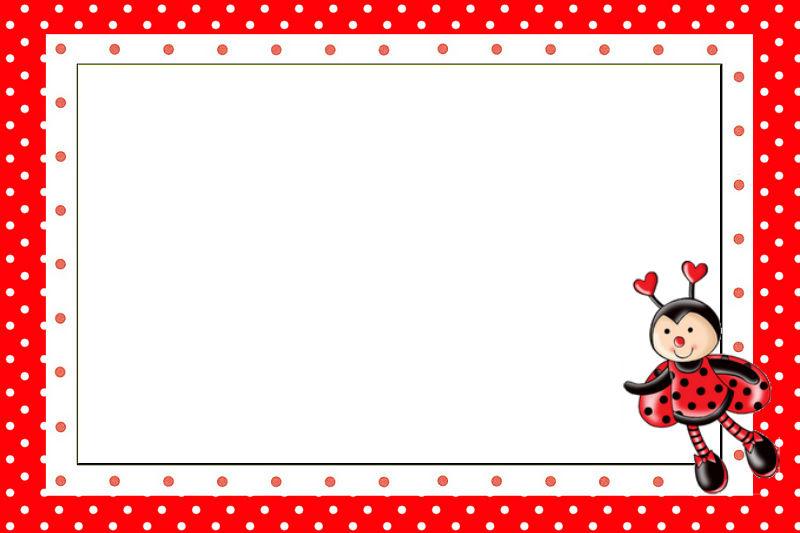 Ladybug Photo Invitations is great invitations design