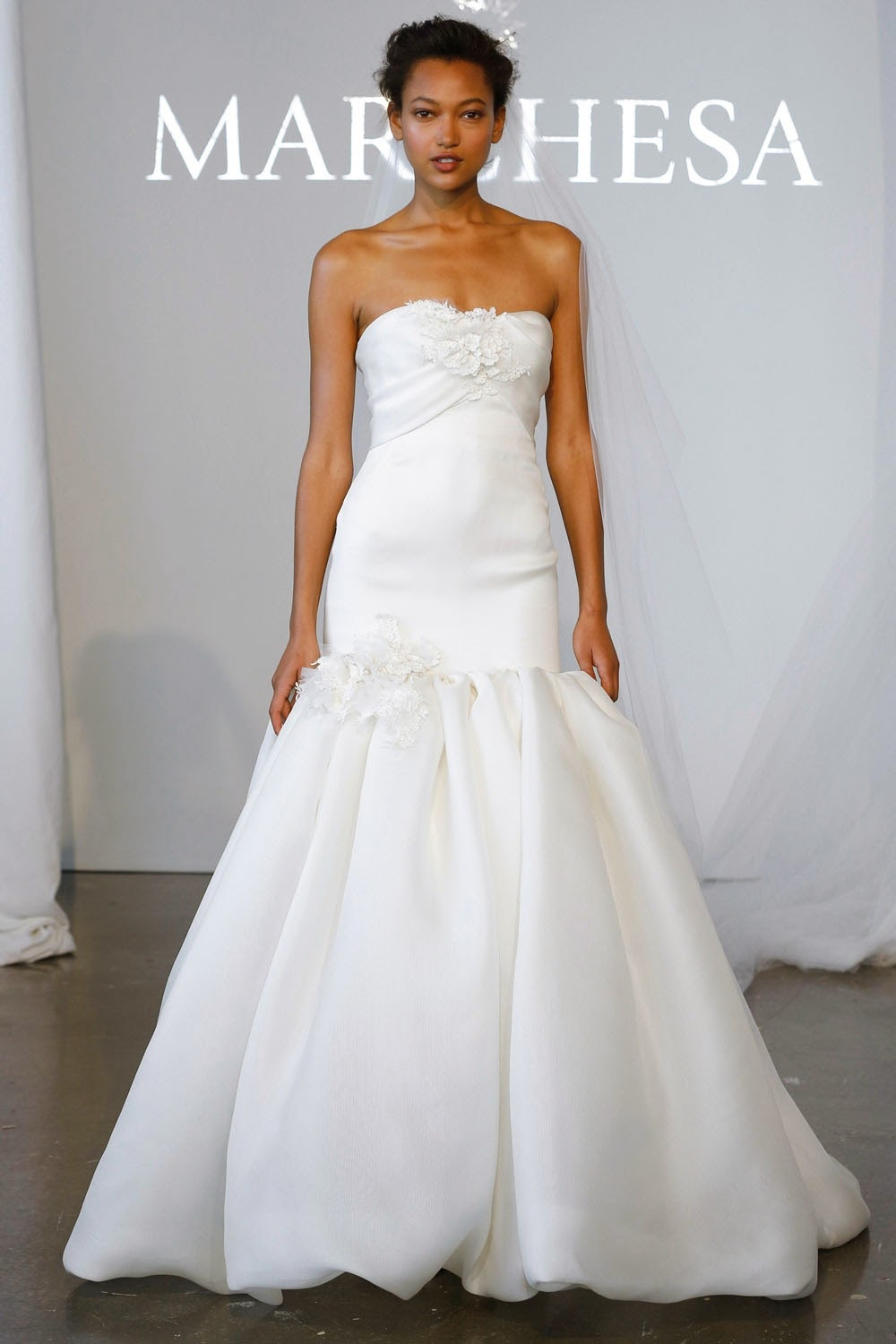 Marchesa Spring 2015 Wedding Dresses