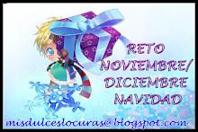 Reto navideño Noviembre / Diciembre