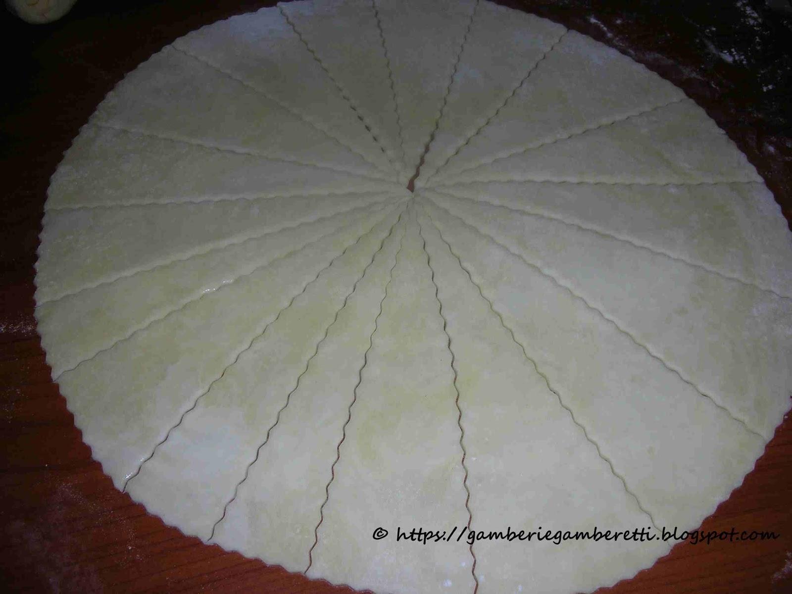 Brisè tészta - olasz gasztronómia