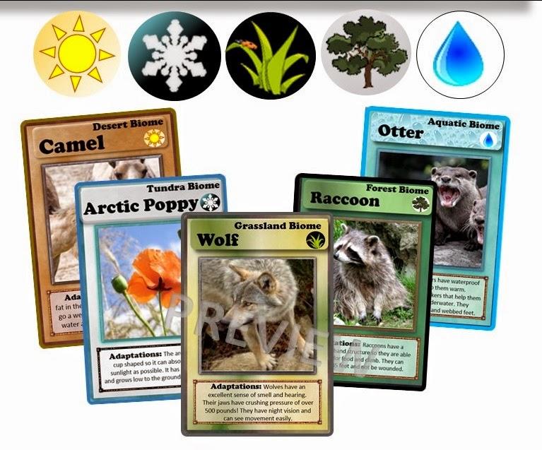 Trading card mania