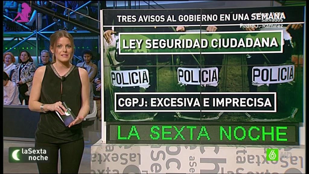 ANDREA ROPERO, LA SEXTA NOCHE (01.03.14)
