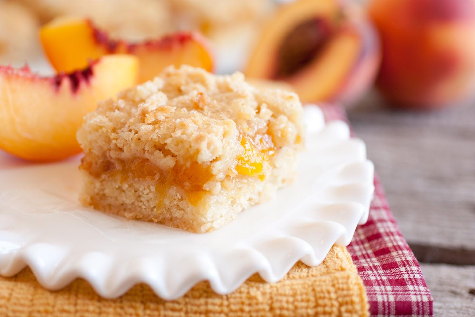 Dessert Peach