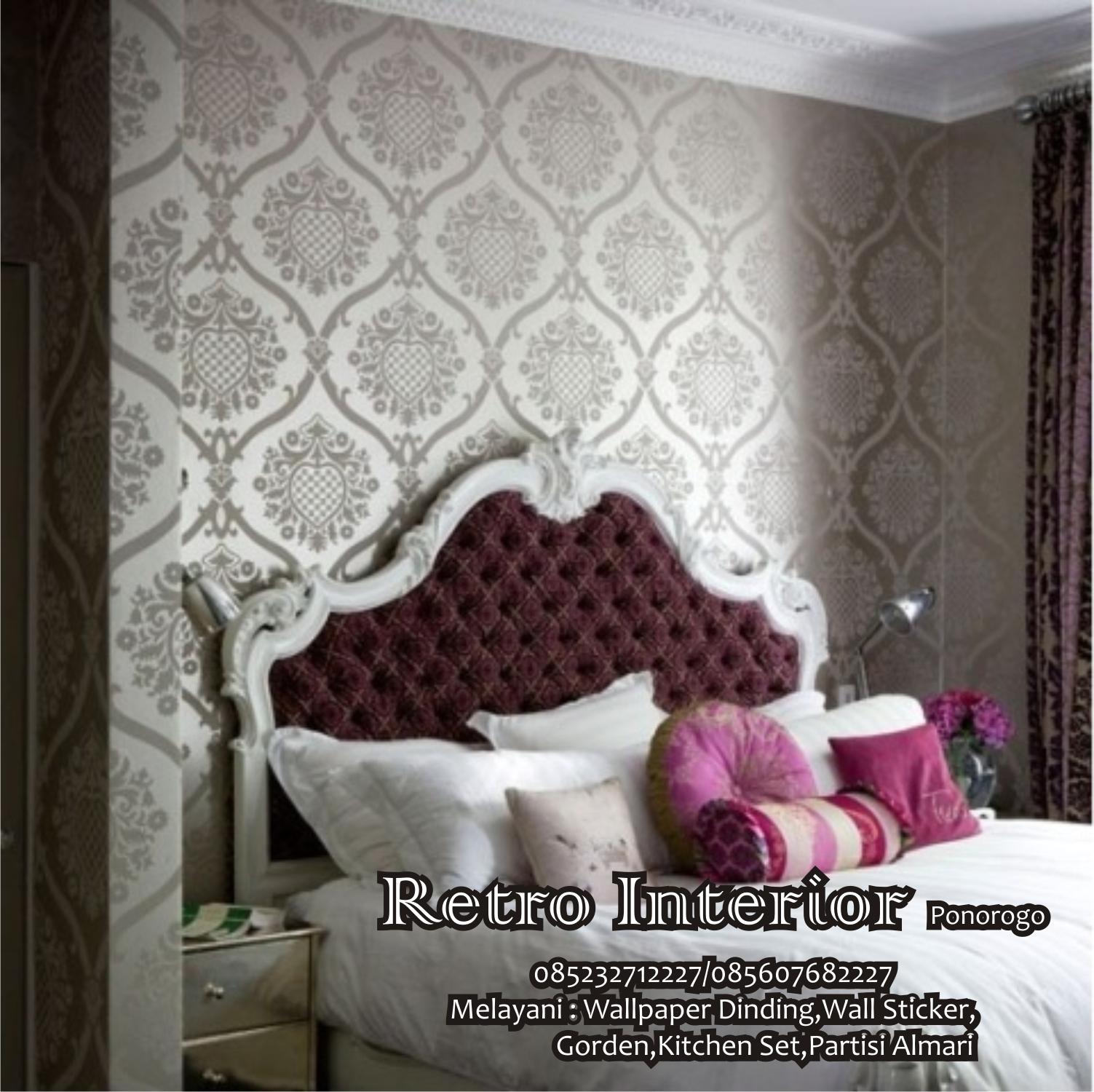 Toko Wallpaper Ponorogo 085232712227 085607682227 Wa 081335372227