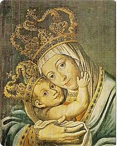 Nossa Senhora das Alegrias, nossa Rainha.