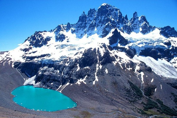Landscapes of Chile