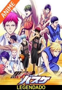 Assistir Kuroko No Basket Online