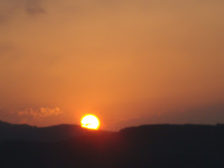 Sant Carles de La Rápita Sunset