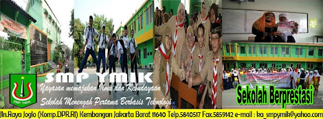 Official Website SMP YMIK