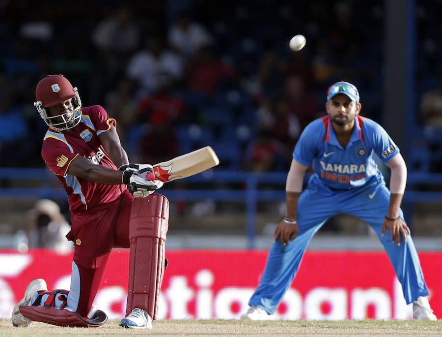 Kemar-Roach-West-Indies-vs-India-Tri-Series-2013
