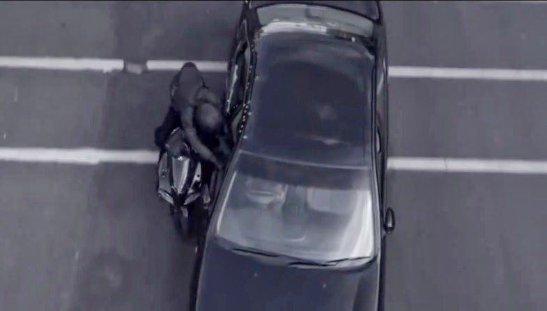 Minerva Megelli 250 RE di film The Raid 2 Berandal . . . suara knalpot sangar . . . knalpot standar ?