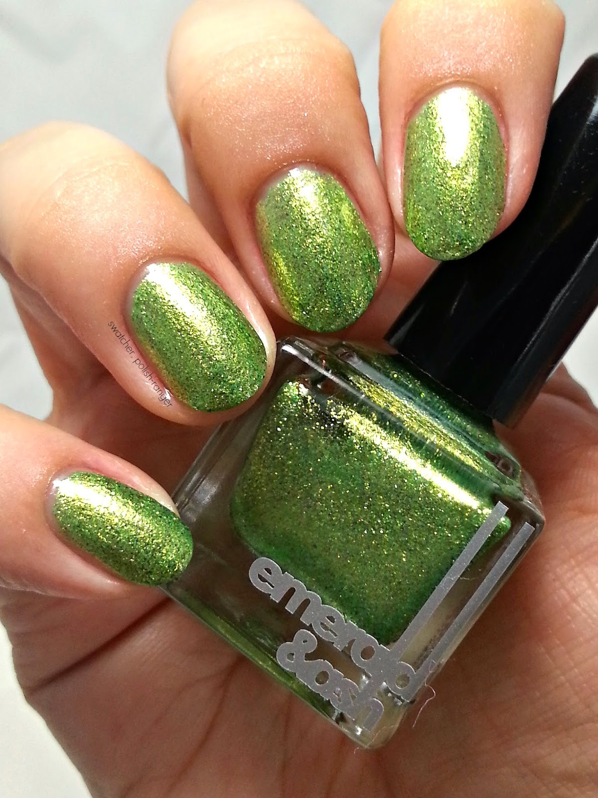 Emerald & Ash Magic Bananas swatch