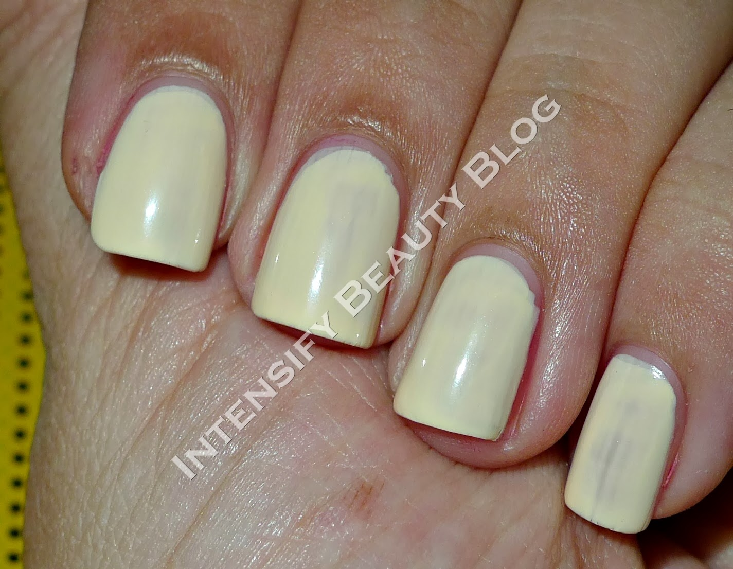 Review|: Sweet Touch Nail Polish in # 1118, Ivory - Intensify Beauty ...