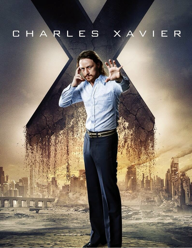X-men days of future past - professor x