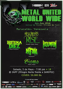 Metal United World Wide 2018 (Maracaibo)