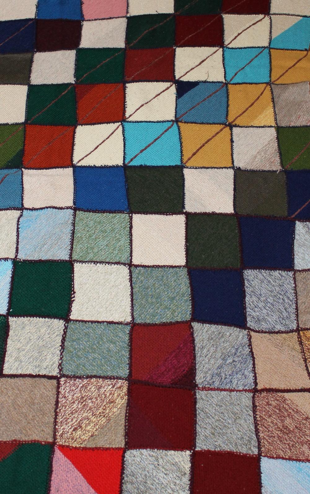 Handmade creativity ricette cucito riciclo creativo for Disegni di coperta inclusi