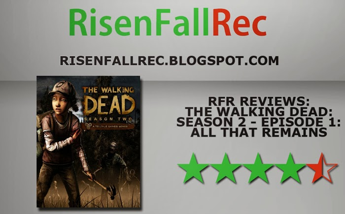 The Walking Dead 2: All That Remains Review