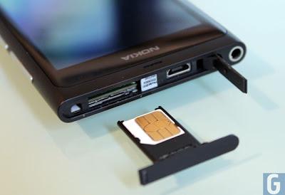 Spesifikasi Nokia Lumia 800