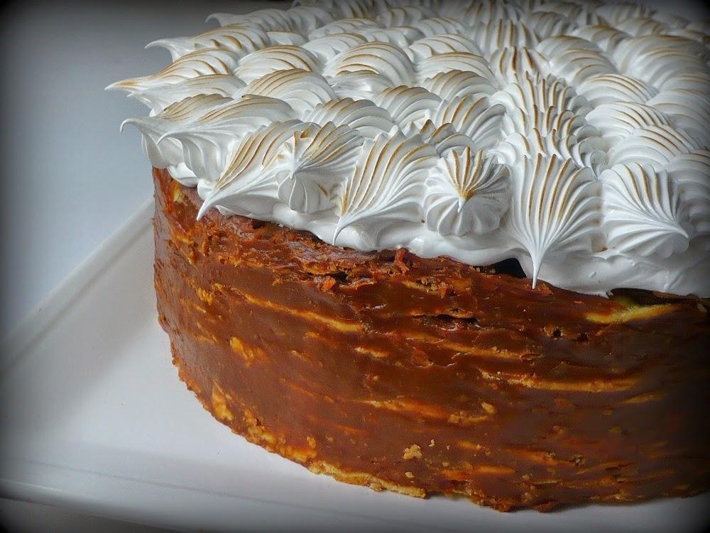 Torta Rogel 2