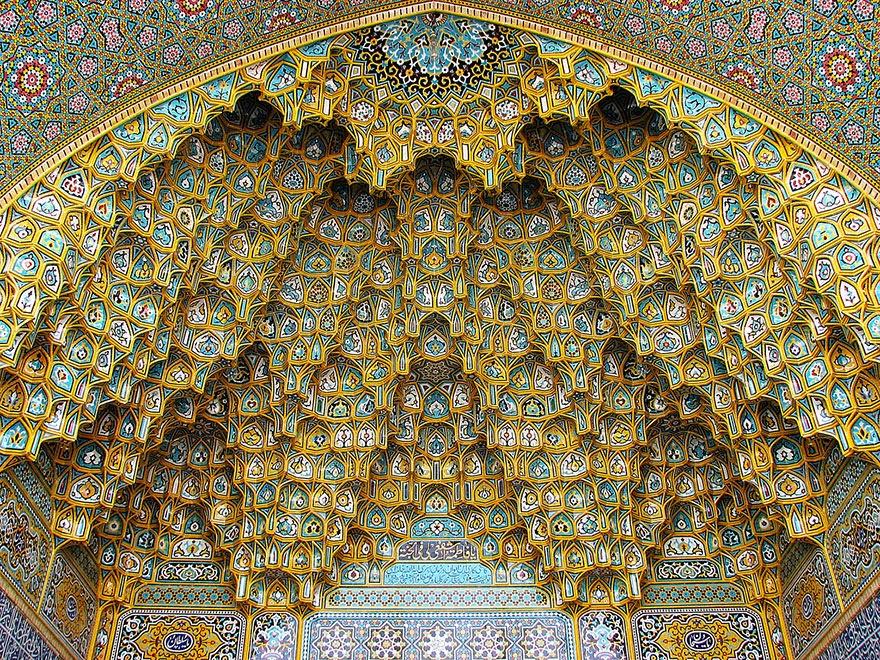Kubah Masjid Unik