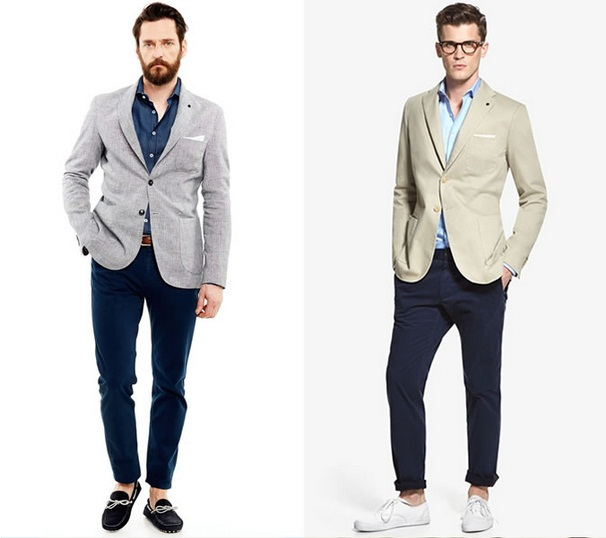 9 Kombinasi Pakaian Pria Untuk Penampilan Sehari Hari