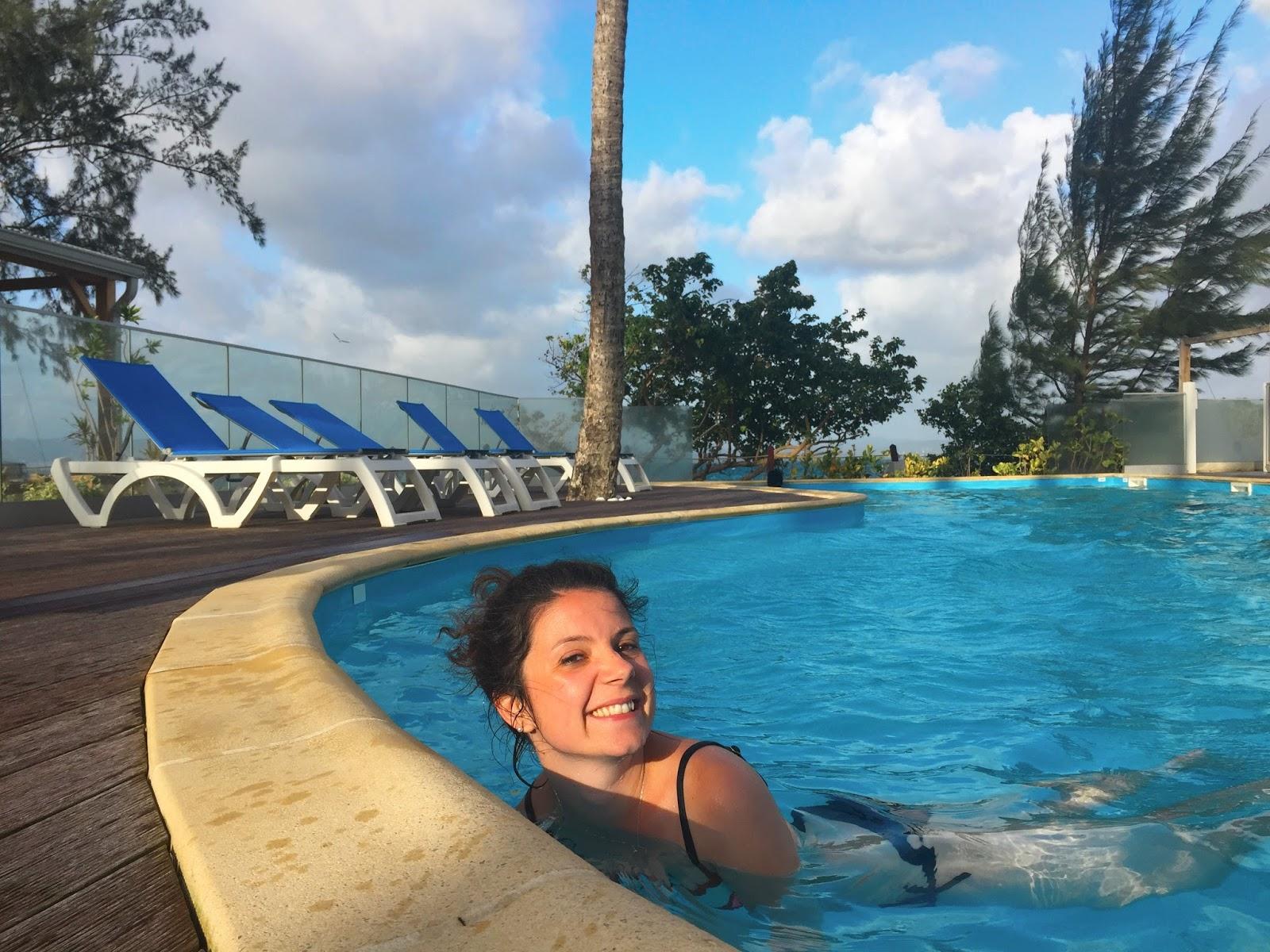 Martinique saint pierre et les anses tortues les for De melo piscine