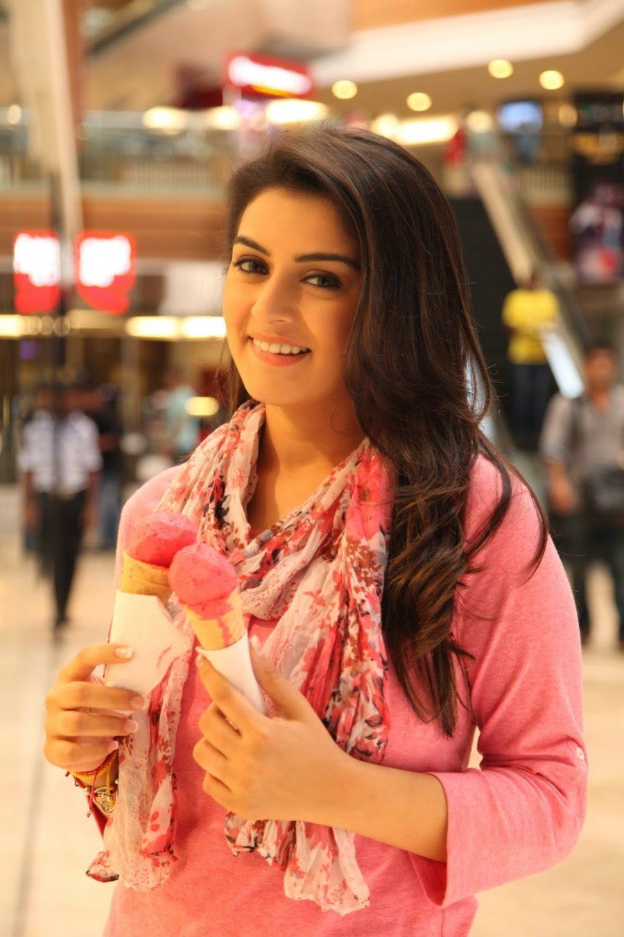 Hansika Motwani Little Kushboo