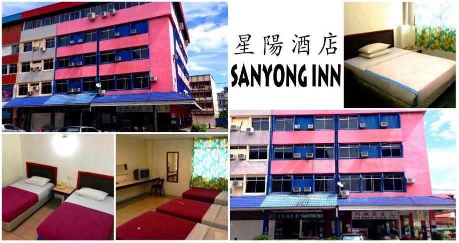 Sanyong Inn, Sibu