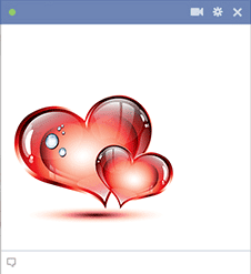 Pair of Hearts Icon