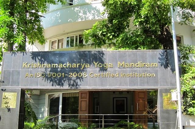 Krishnamacharya Yoga Mandiram, Chennai