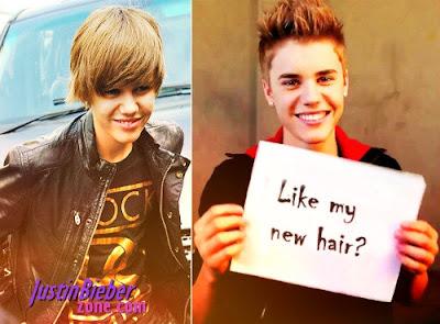 Justin Bieber Spiky Hairstyles
