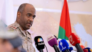 المتحدث بأسم التحالف العربي يصدر تصريح جديد بشان أيقاف علمليات التحالف في اليمن