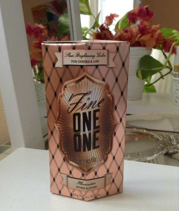 FINE ONE ONE - BENEFIT