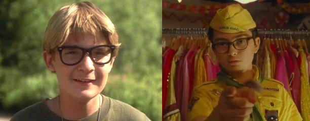 Corey Feldman (Stand by Me) vs Jared Gildman (Moonrise Kingdom)